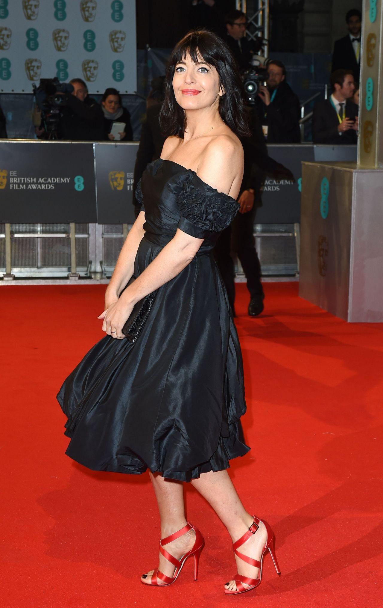 Claudia Winkleman – EE British Academy Film Awards 2015 in London
