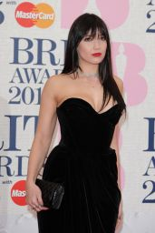 Daisy Lowe – 2015 BRIT Awards in London