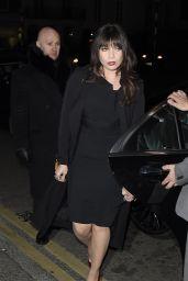 Daisy Lowe – Harvey Weinstein's BAFTA 2015 Dinner in London