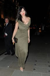 Daisy Lowe Night Out Style - VeryExclusive.co.uk Launch Party in London