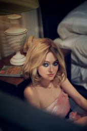 Dakota Fanning - Vs. Magazine Spring-Summer 2015 Photos