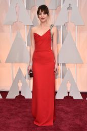 Dakota Johnson – 2015 Oscars Red Carpet in Hollywood