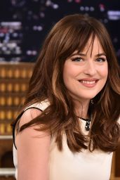 Dakota Johnson Appeared on