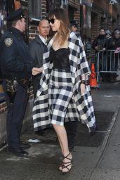 Dakota Johnson - Arriving to appear on