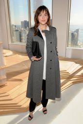 Dakota Johnson - Boss Womens Fashion Show in New York City, Feb. 2015