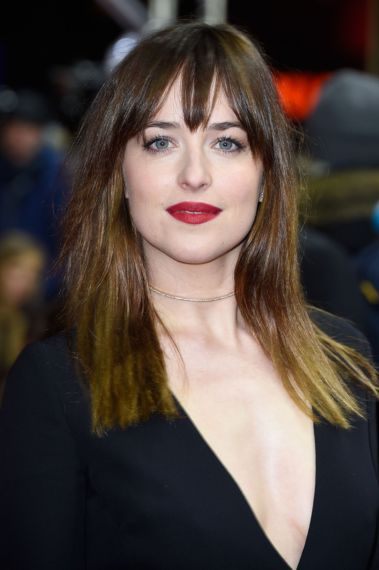 Dakota Johnson Fifty Shades Of Grey Premiere In Berlin