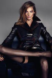 Daria Werbowy – Vogue Paris Magazine March 2015 Cover
