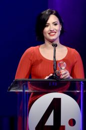 Demi Lovato - 2015 unite4:humanity in Los Angeles