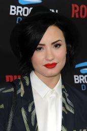 Demi Lovato - Roc Nation Grammy 2015 Brunch in Beverly Hills