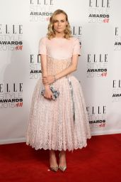 Diane Kruger - 2015 Elle Style Awards in London