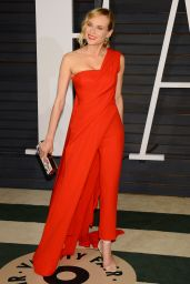 Diane Kruger - 2015 Vanity Fair Oscar Party in Hollywood