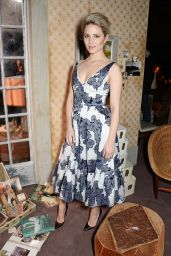 Dianna Agron - Erdem Fashion Show in London, February 2015