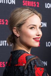 Dianna Agron - Louis Vuitton