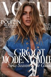 Doutzen Kroes - Vogue Magazine (Nederland) March 2015 Cover