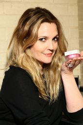 Drew Barrymore - New Flower Launch in New York City, Feb. 2015