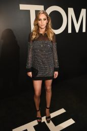 Dylan Penn – Tom Ford Autumn/Winter 2015 Womenswear Collection Presentation in Los Angeles