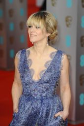 Edith Bowman – EE British Academy Film Awards 2015 in London
