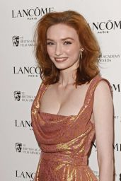 Eleanor Tomlinson - Lancome Loves Alma Pre-BAFTA 2015 Party in London