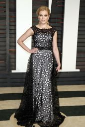 Eliza Taylor - 2015 Vanity Fair Oscar Party in Hollywood