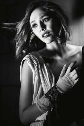 Elizabeth Olsen - Vs. Magazine 2015 Spring/Summer Issue