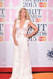 Ellie Goulding – 2015 BRIT Awards in London