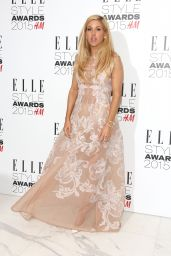 Ellie Goulding - 2015 Elle Style Awards in London