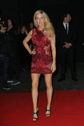 Ellie Goulding – 2015 Universal Music Brits Party in London