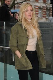 Ellie Goulding - Topshop Unique Fashion Show in London, February 2015