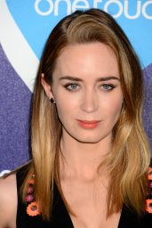 Emily Blunt - 2015 unite4:humanity Event in Beverly Hills