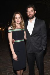 Emily Blunt - Vanity Fair and Barneys New York Dinner Benefit in Los Angeles, Feb. 2015
