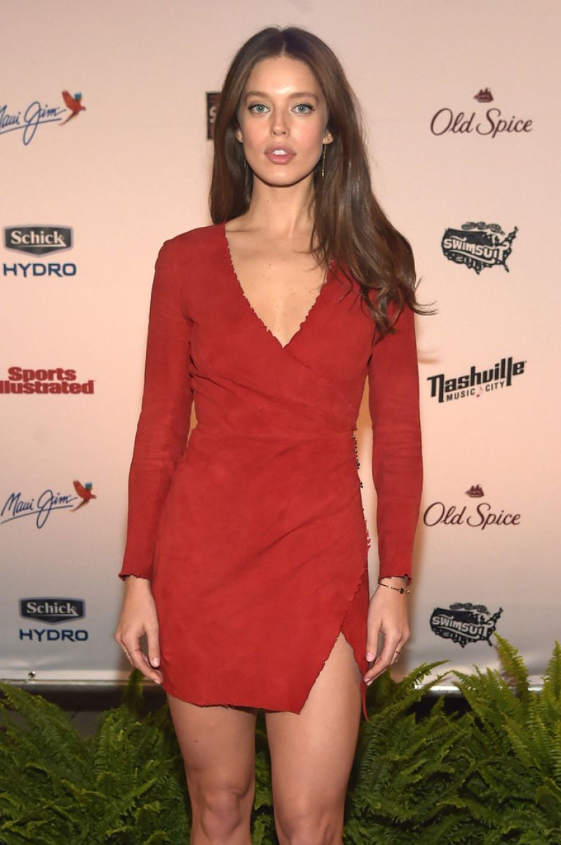 Emily Didonato – SI Swim 2015 Event in Nashville