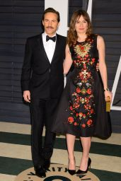 Emily Mortimer - 2015 Vanity Fair Oscar Party in Hollywood