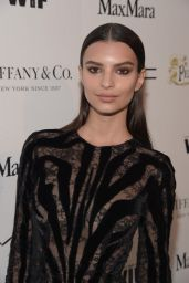 Emily Ratajkowski - 2015 Women In Film Pre-Oscar Cocktail Party in Los Angeles