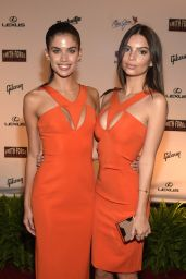 Emily Ratajkowski and Sara Sampaio - SI Swim 2015 Event in Nashville