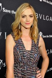 Emily Wickersham – BVLGARI and Save The Children STOP. THINK. GIVE. Pre-Oscar Event in Beverly Hills