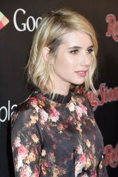Emma Roberts - Rolling Stone & Google Play Event - 2015 Grammy Week in Los Angeles