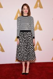 Emma Stone - 2015 Academy Awards Nominee Luncheon in Beverly Hills