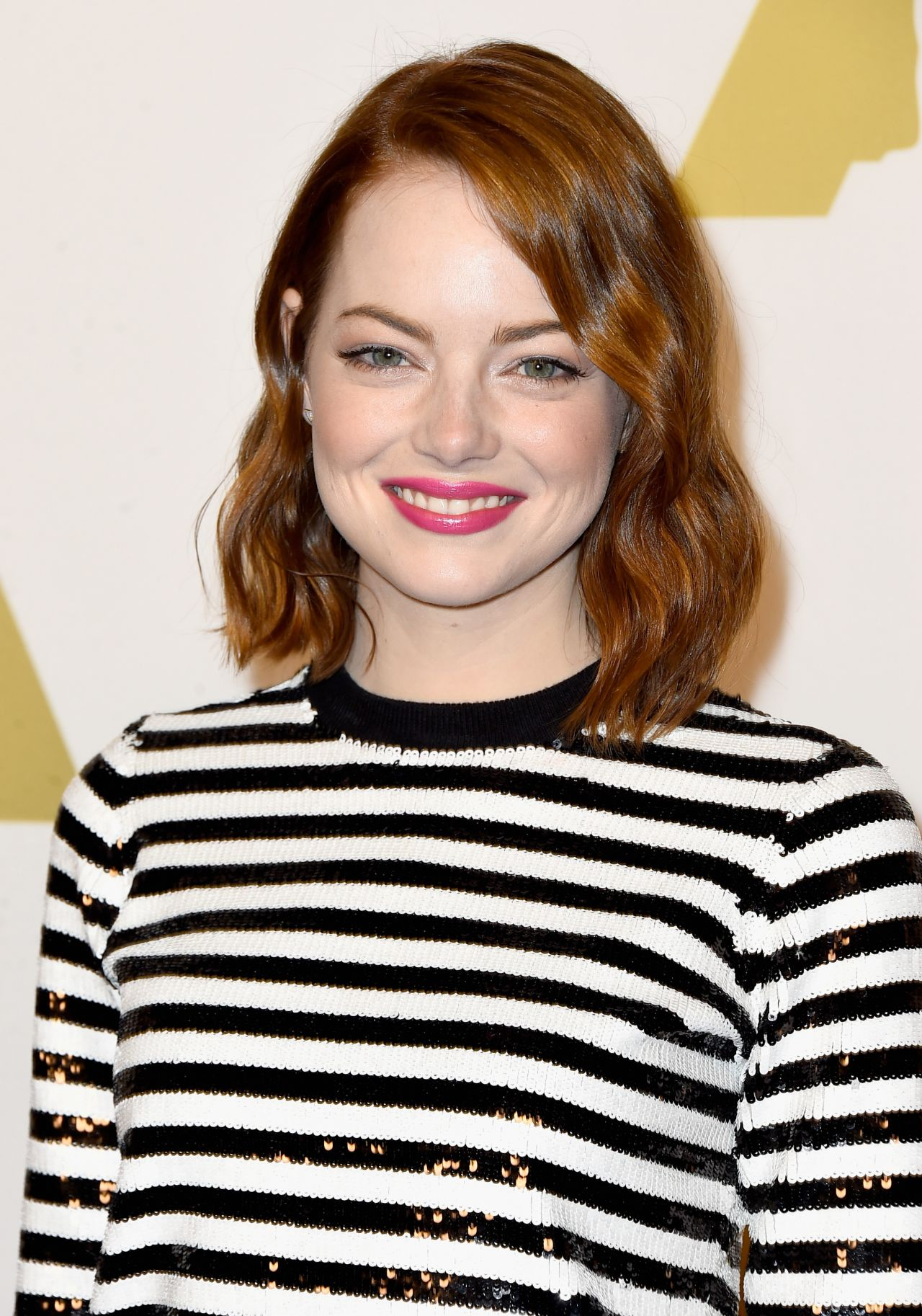 Emma Stone 2015 Lingerie Academy Awards Nominee Luncheon in Beverly ... Emma Stone