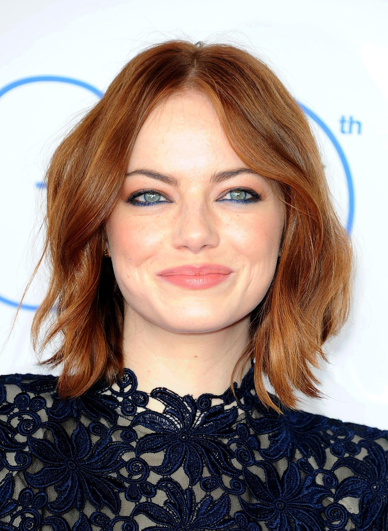 Emma Stone 2015 Film Independent Spirit Awards In Santa