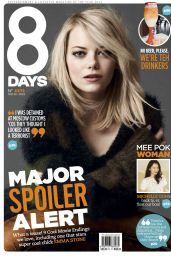 Emma Stone – 8 Days Magazine February 2015 Issue