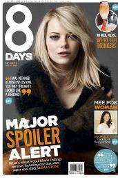 Emma Stone – 8 Days Magazine February 2015 Issue