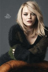 Emma Stone - Palace Costes #56 Magazine - January-February 2015 Issue