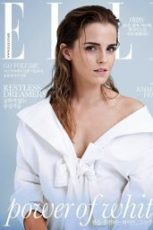 Emma Watson - ELLE Magazine (Korea) March 2015 Cover