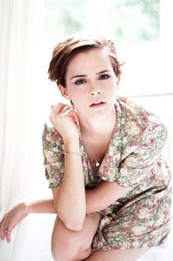 Emma Watson Photoshoot, February 2015