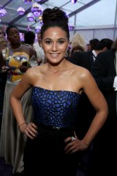 Emmanuelle Chriqui - 2015 Elton John AIDS Foundation