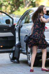 Emmy Rossum - Out in Beverly Hills, February 2015