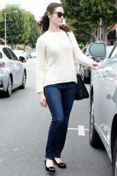 Emmy Rossum - Shopping in Beverly Hills, February 2015