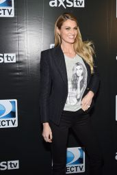 Erin Andrews - DirecTV Super Saturday Night in Glendale - January 2015