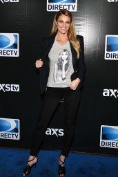 Erin Andrews - DirecTV Super Saturday Night in Glendale - January 2015