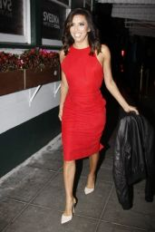 Eva Longoria - SVEDKA Vodka Stupid Cupid Soiree in West Hollywood, FEb. 2015